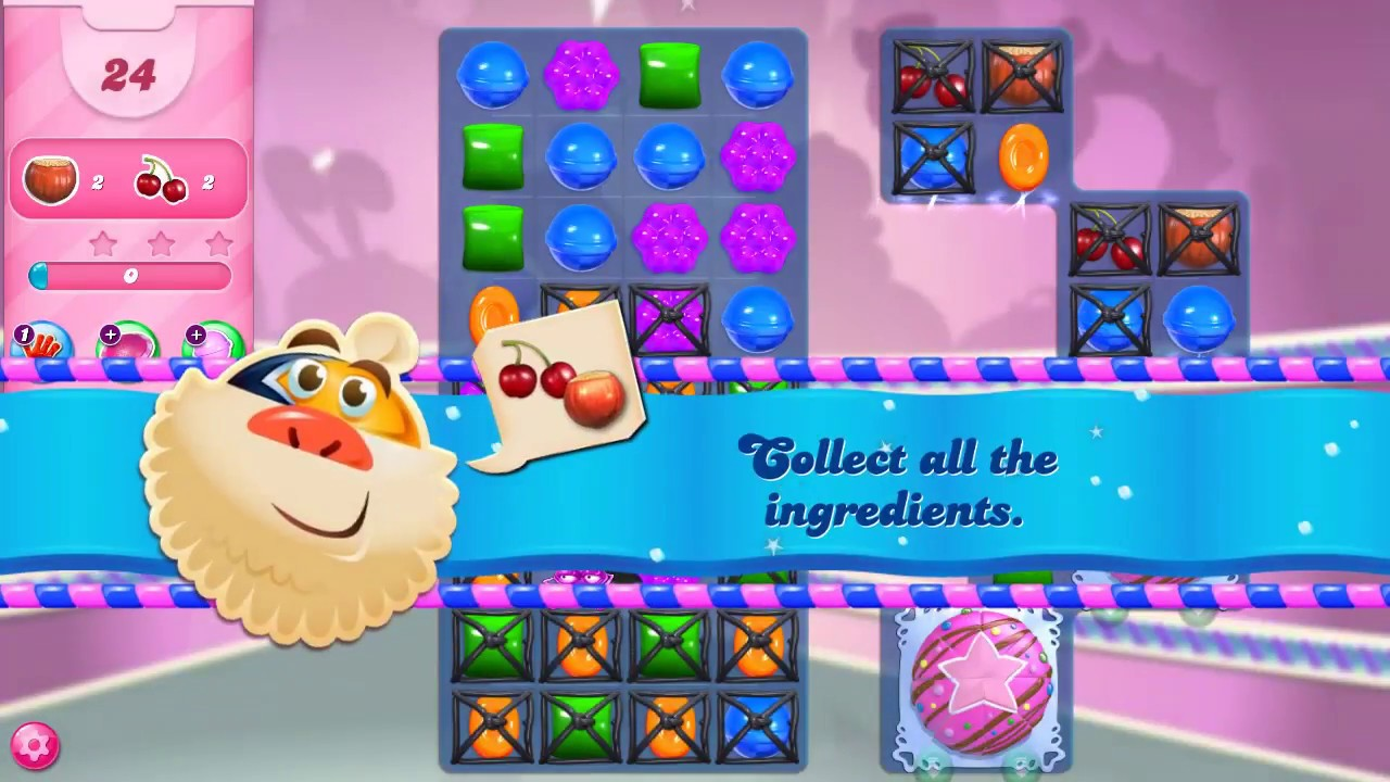 Download Candy Crush Saga Level 3360 NO BOOSTERS