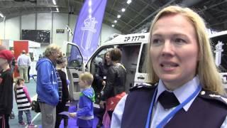 Kokonaisturvallisuus 2015: Ylikonstaapeli Nina Juurakko-Vesikko