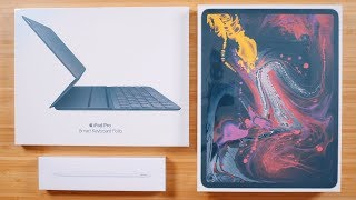 12.9-Inch iPad Pro Unboxing & Hands On