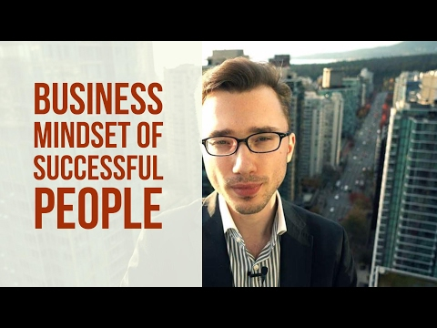 Business Mindset Of Successful People
