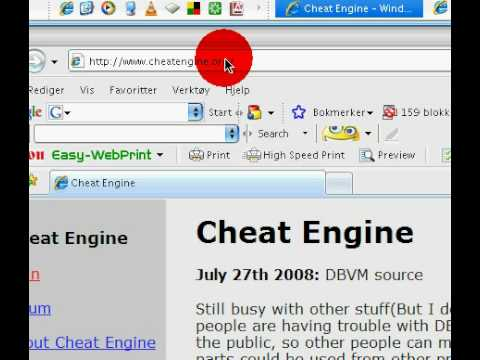 cheat engine 5.4 free download for windows 7