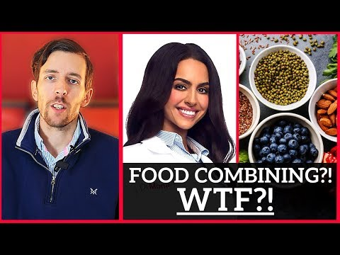 Nutritionist Reviews FOOD COMBINING DIET With Dr Mona