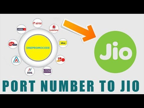 How To Port Your Mobile Number To Jio From Any Operator