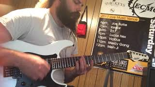 E57 - Dauntless guitar solo