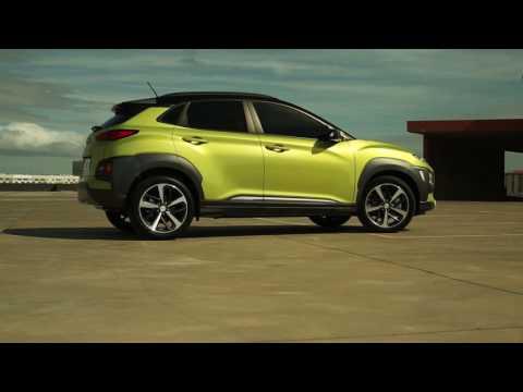 Predstavenie 2017 Hyundai Kona