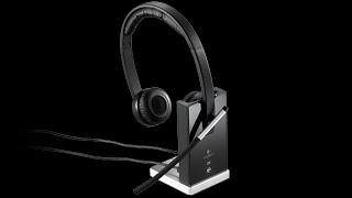 Logitech H820e Wireless Headset Review
