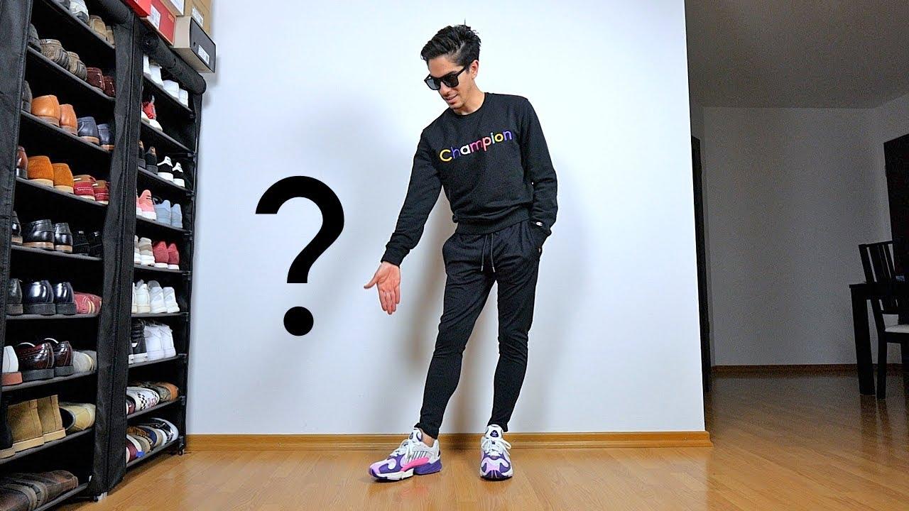 Como Vestir Tenis Coloridos Outfits Sabrosos Incluidos Youtube