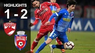 Rezumat: Dinamo - FC Botosani 1 - 2 Liga 1 Etapa 24 Sezon 2018-2019