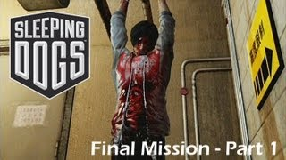 Sleeping Dogs - Final Mission - Part 1