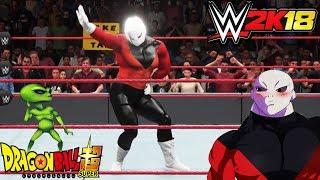 """""""Como seria La entrada de Jiren en la WWE"""" - (El Marcianito 100% Real no Fake)"""