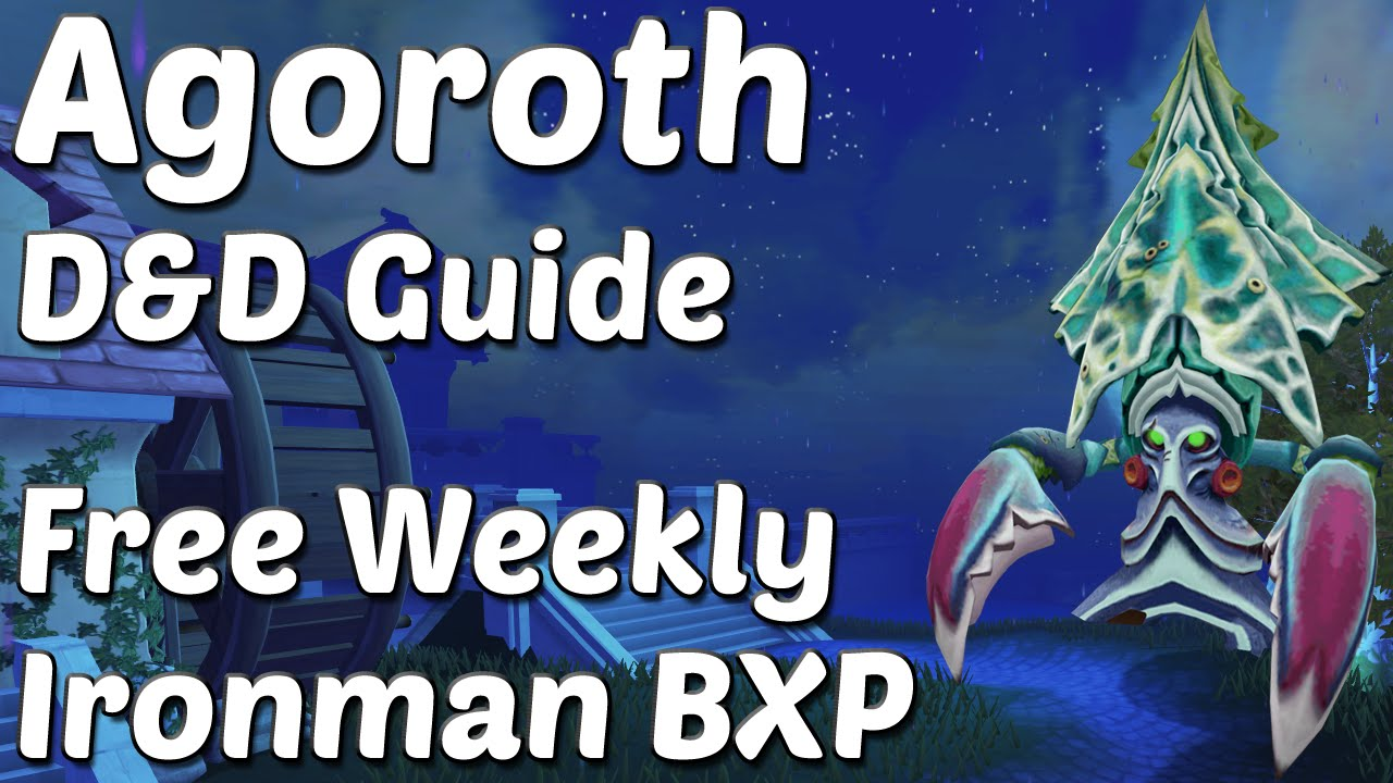 How to Kill Agoroth - RS3 Guide