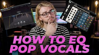 How To EQ A Vocal | Make Pop Music