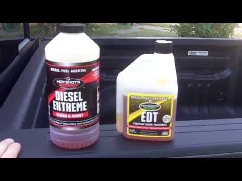Product Review: Hot Shot Secret's Diesel Extreme and Everyday Diesel Treatment