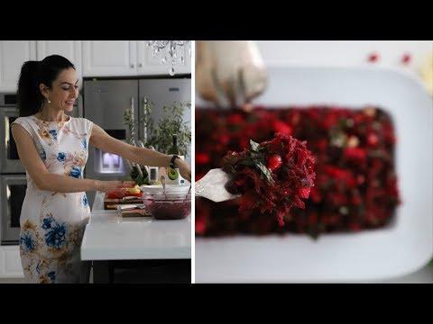 Изумительно Вкусный и Полезный Салат из Свёклы и Граната - Рецепт от Эгине - Heghineh