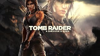 Tomb Raider 2013 on MSI nVIDIA GF 9800 GT 1gb (gameplay)