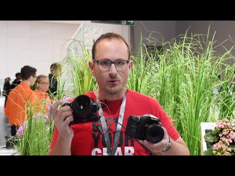 Hands on with the Sony A99ii