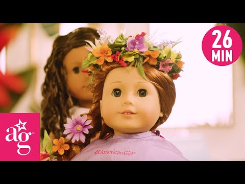 Makeover Marathon! Every Episode Of Dolled Up With American Girl | American Girl