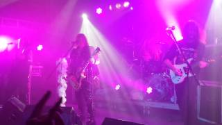 Gamma Ray - Time For Deliverance - Live @ Volta, Moscow 25 04 2014