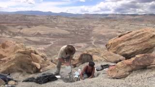 Paleontology 101: The Utah 2014 Expedition