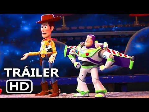 TOY STORY 4 Tráiler Teaser #2 (Pixar, 2019) Mp3