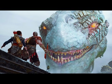 THE WORLD SERPENT | God Of War - Part 2