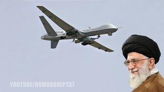 Iran Hacks Software of US Spy Drone MQ-9 Reaper - Irã Hackeia e Controla Drone dos EUA