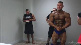 Mike Pearson IFBB Australasia 2017