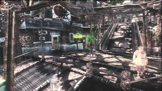 Resonance of Fate - Exploring City HD Gameplay Playstation 3