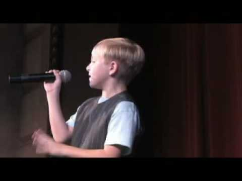 Jameson Willis -Stand Up For Love- Beyonce - Destiny's Child