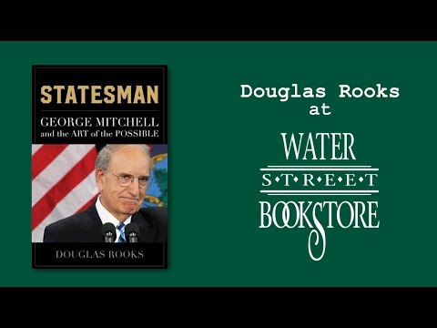 Douglas Rooks at Water Street Bookstore