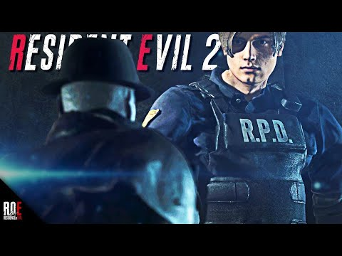 resident-evil-2:-remake-||-leon-&-mr.-x-switch-roles!?-(mod)