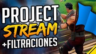 PROJECT STREAM, FILTRACIONES HARRY POTTER y FORTNITE 50v50 | Noticias Videojuegos