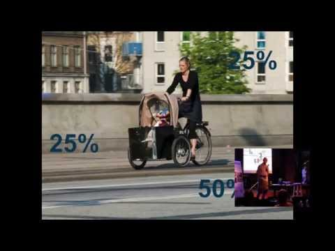 Active Transportation: walking and biking are like brushing your teeth