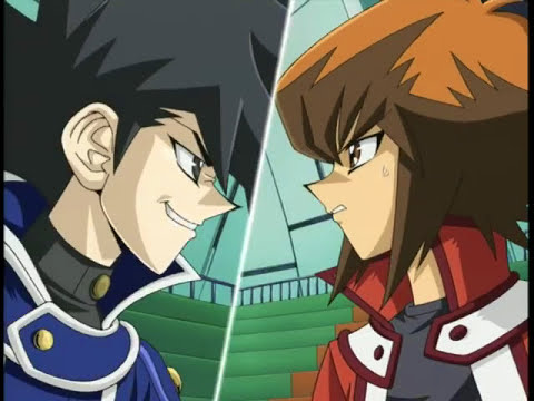 Yu-Gi-Oh! GX- Season 1 Episode 02- Welcome to Duel Academy