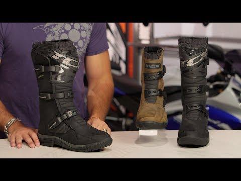 TCX Baja Boots Review at RevZilla.com