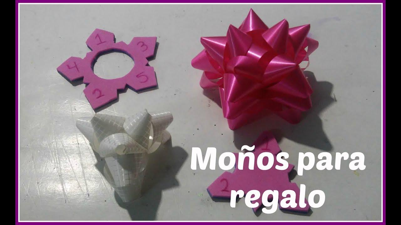 Diy 2 ideas para hacer mo os de regalo facil y rapido - Como hacer monos ...