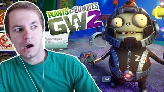 МАЛЮТКА ЗОМБИ-КИБОРГ ПРОТИВ РАСТЕНИЙ - Plants vs  Zombies Garden Warfare 2