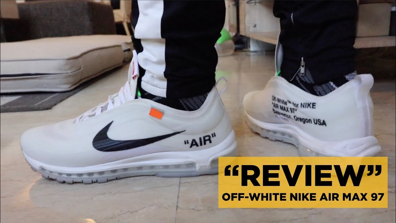 THE 10: OFF WHITE x NIKE AIR MAX 97 REVIEW (+HOW TO BUY OFF WHITE FOR RETAIL IN MANILA)