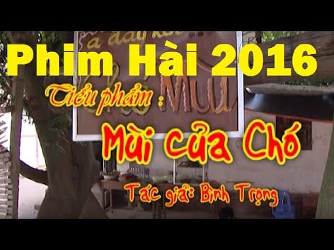 Mùi Của Chó Full HD | Phim Hài Mới Hay Nhất