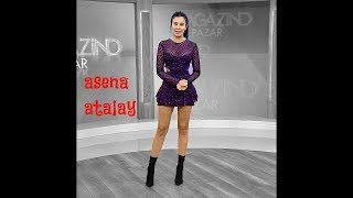 ASENA ATALAY'IN CANLI YAYIN KAZASI | medyarehberi.org