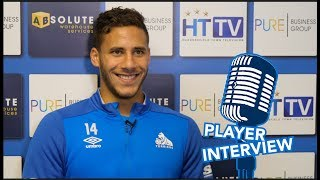 Ramadan Sobhi spoke to HTTV after returning to training with the re...