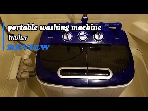 Best Choice Portable Washer Review 2019, Mini Washing Machine