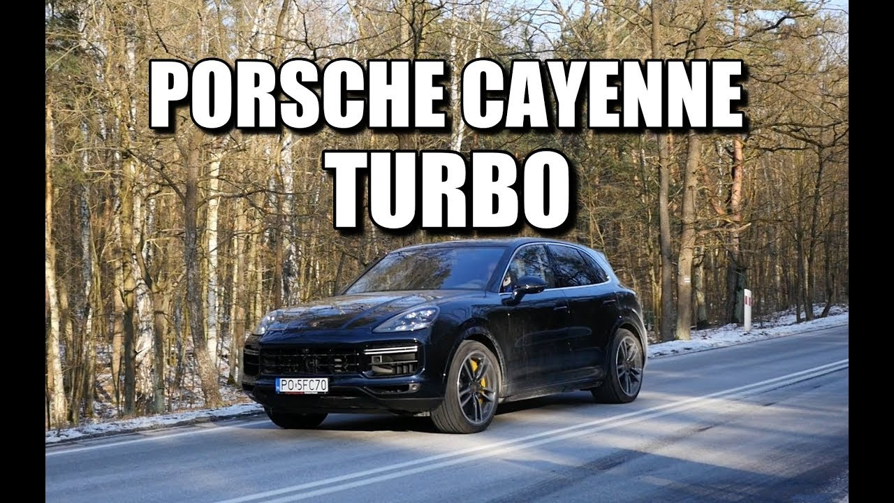 2018 Porsche Cayenne Turbo – Guilty Pleasure (ENG) – Test Drive and Review