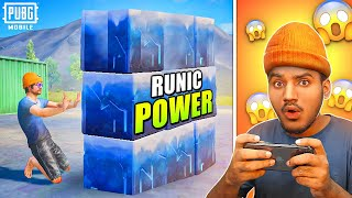 Finally! Runic Power 2.0 is Here In Battlegrounds Mobile India   BGMI   PUBG Mobile - Vipax