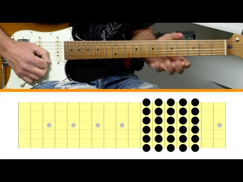 Melodic Guitar Solos Made Easy Using... SHAPES (ep. 1)