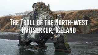 Iceland's Troll of the North-West - Hvítserkur