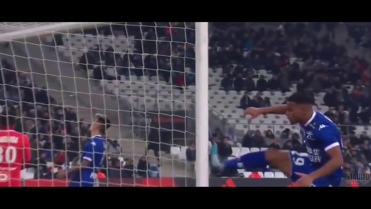 Samuel Grandsir - Welcome to AS Monaco ? - goals/skills/assists ...