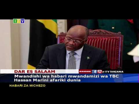 Taarifa Ya Habari Ya Saa Mbili Kamili Usiku Aprili 01, 2020.