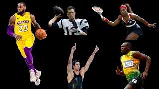 Phil Driscoll - Inner Man [ft LeBron James, Tom Brady, Serena Williams, Michael Phelps, Usain Bolt]