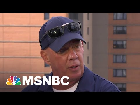 """9/11 Responder Advocate John Feal Shares Life Advice: """"You Only Die Once, You Live Every Day."""""""